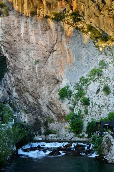 Blagaj Outdoors Nature Water Blagaj Travel Travel Destinations Travelphotography Scenics Beauty In Nature Nature Waterfall