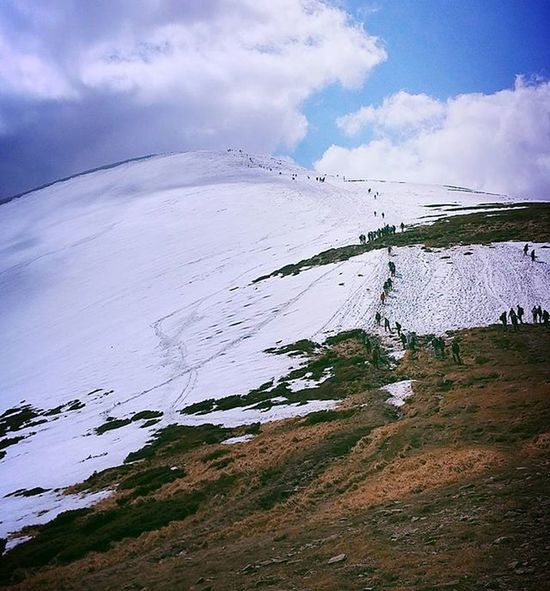 Mountain Carpathian Snow Говерла Карпаты карпати гори Vsocam Vso VSCO Ukraine_img Ukraine_insta Ukraine_recommends Ukraine_vsco Vsco_ua Uavsco