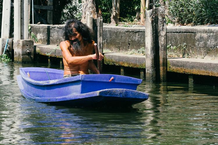 Bangkok Floating Ma Khlong Lat Mayom