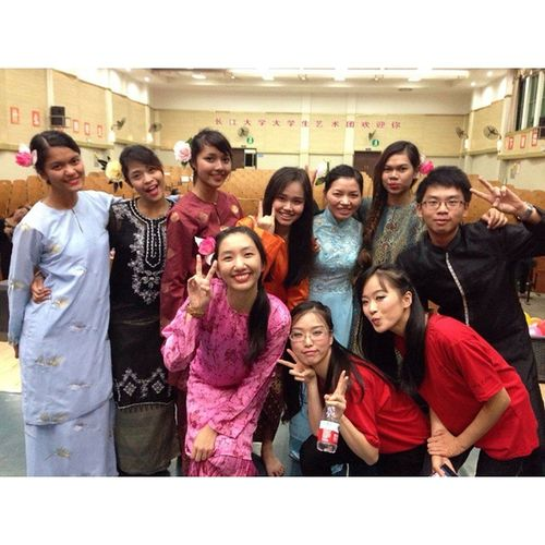 Awesome Group 6 mates ever since briefing in SG!? Rest well guys~✌ OIPHubei2014