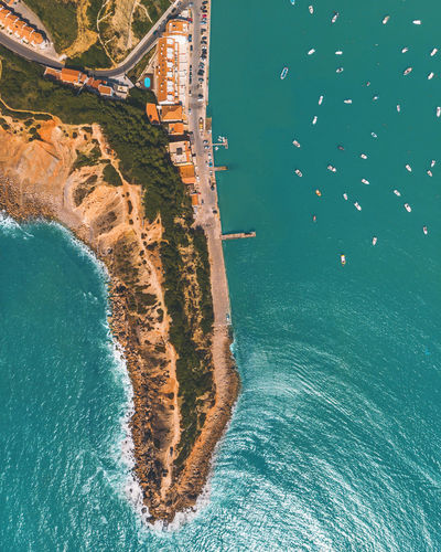 Drone  EyeEm Best Shots Aerial View Architecture Bay Beach Beauty In Nature Built Structure Day High Angle View Land Nature No People Outdoors Scenics - Nature Sea Tourism Travel Travel Destinations Turquoise Colored Water Waterfront
