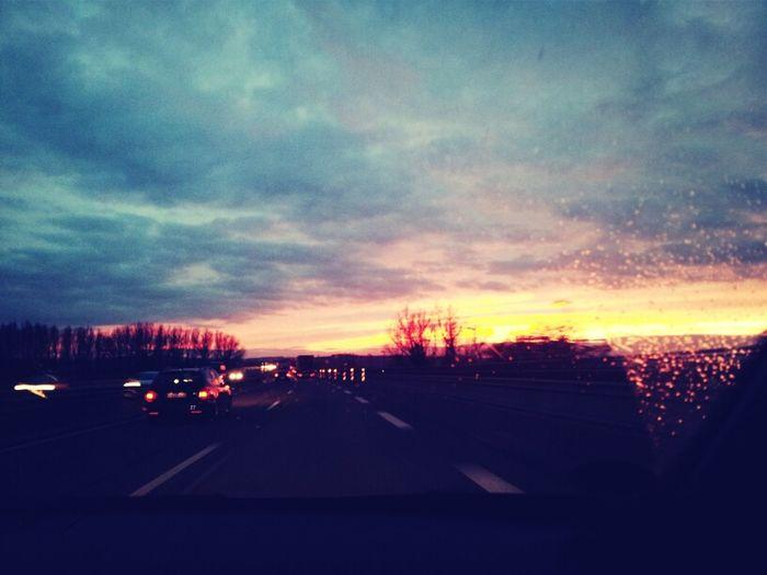 Auto Fahrn:)