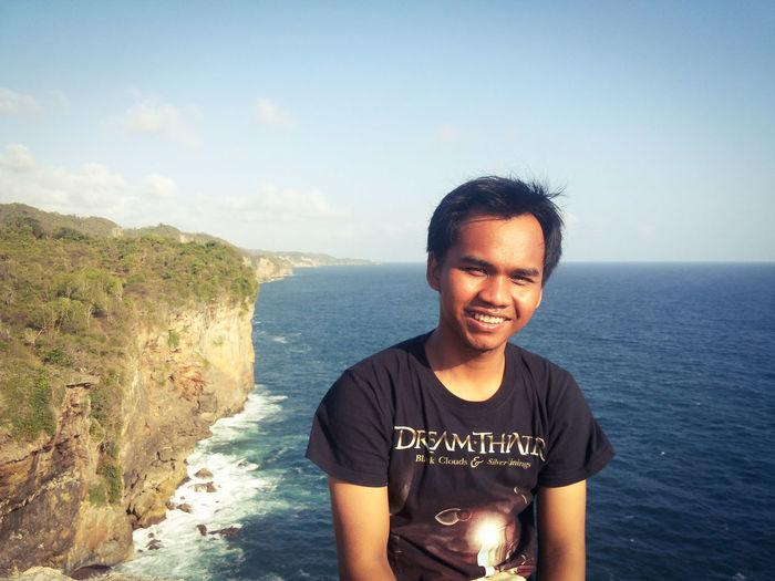Laut Bekah Yogyakarta Hi World Taking Photos