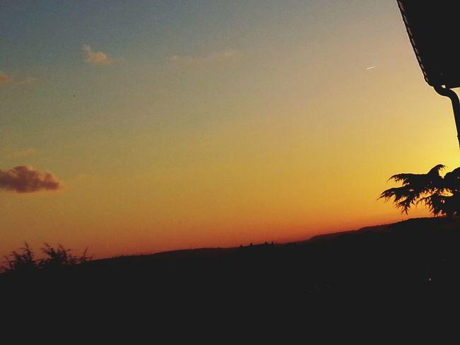 Sky And Sun Coucher De Soleil Relaxing Kiff