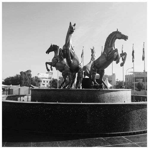 Showcase: January Baghdad Statue Attractions Mobilephotography