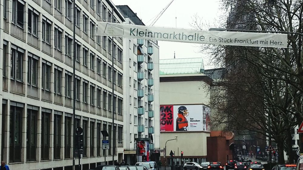 Frankfurt Am Main Germany Citylife Art Gallery Weekend Streetphotography Cityscapes City Winter Is Back