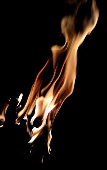 Bonefire #Mobile Click Outdoor Fire Winter Fire