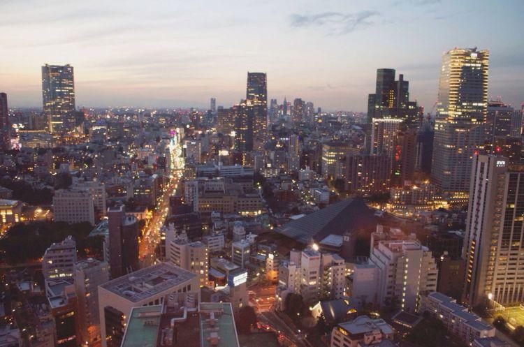 Tokyo Tokyoskyline Tokyotower Japan