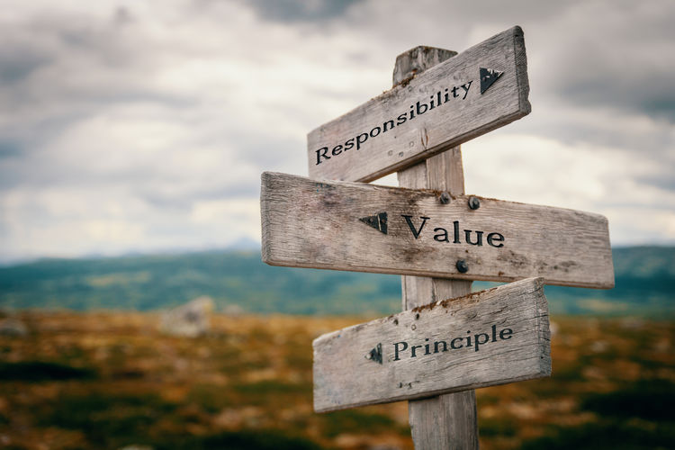 Responsibility,