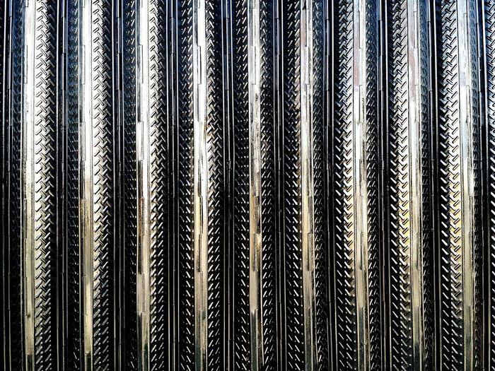 Door. Door Door Designs Door Plate Door Picture Pattern Metal Steel Steel Color Steel Design Lines Lines And Shapes Door Plates Eyeem Philippines Eyeem Photography The Week On EyeEm Showcase: February Black Silver  Pyramid Triangle Parallel Lines