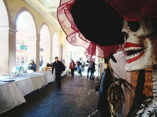 Zacatecas México Zacatecas City Muerte Bonita Muerte EyeEmNewHere