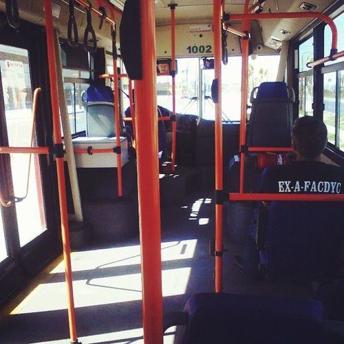 Ecovia Mty Fast Transporte vamos al trabajo! :D