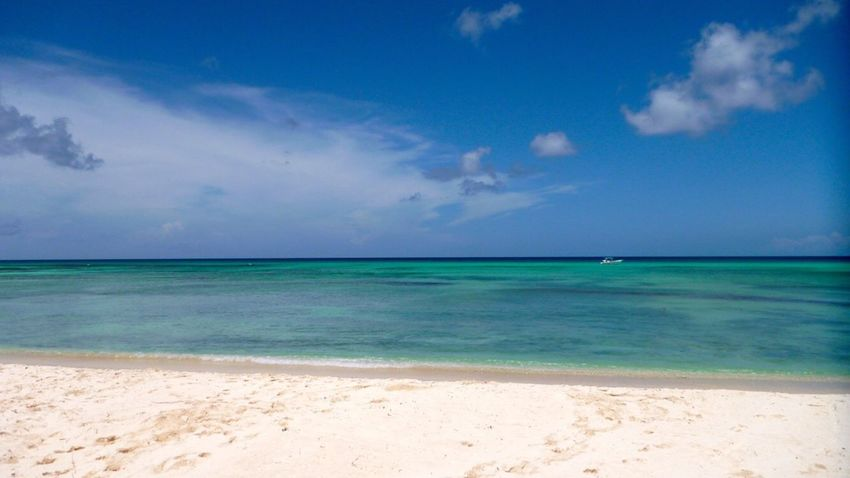Landscapes With WhiteWall Dominican Republic Saona Island Caraibbean Trip Relax Feeling Good