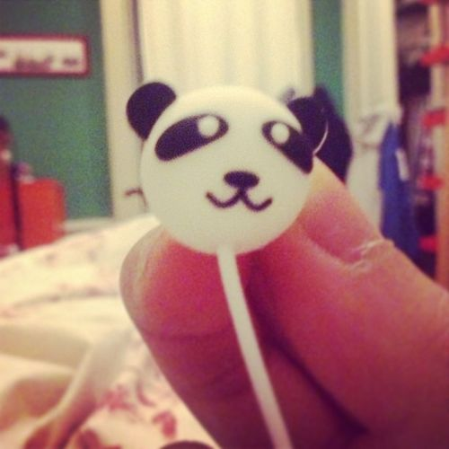Ecouteur Panda Swagg