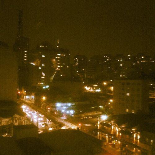 Alto aqui do sétimo andar... AvenidaBrigadeiroLuisAntonio Saopaulo Facul FMU LosHermanos SetimoAndar SelvadePedra