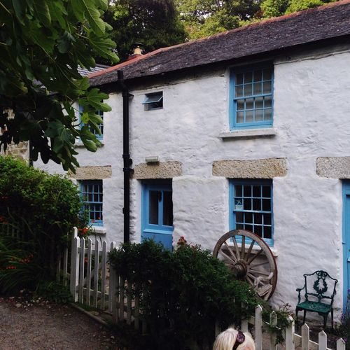 Cute Cottage Life Durgan Cornwall Home