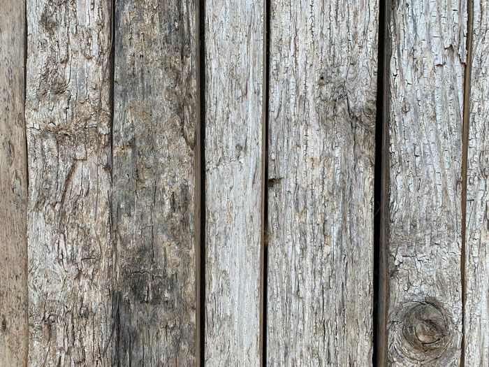 Wood - Material Backgrounds Full Frame Textured  Close-up No People Pattern Weathered Plank Wood Old Boundary Barrier Fence Rough Outdoors Day Wood Grain Brown Timber Textured Effect