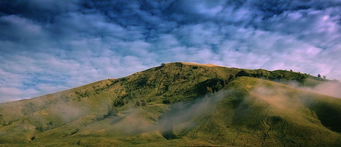 Gunung Landscape Mountain INDONESIA Nature