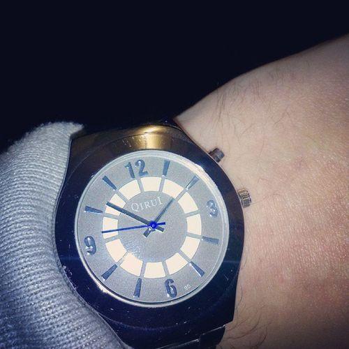 Сегодня гуляли до утра:-) Ночь ночью часы час clock time times clocks night nightly photorussia photorussia_daily