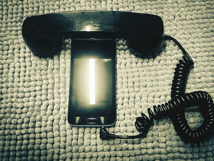Envision The Future Phones Phone Art Past Meets Future Check This Out