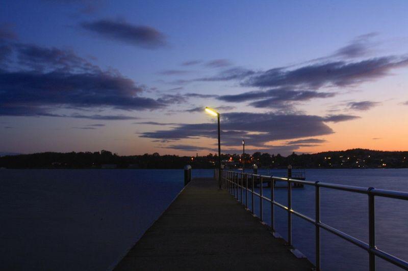 Pier Water Long