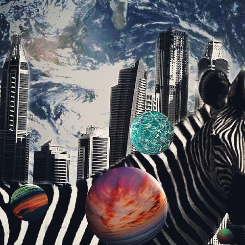 Zebra urbana 🏙 City Drawing Doodle Hi! Art Colors Urban Art Forms Brazil Goiânia Psychedelicart Draw
