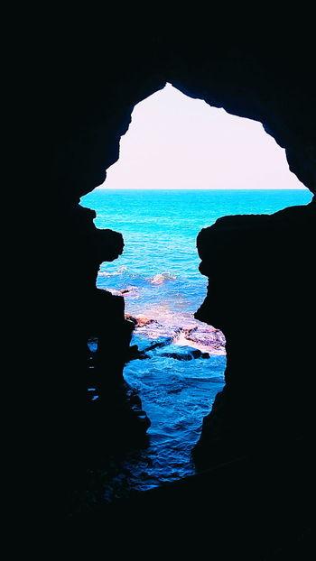 Mediterranean Sea Morocco Day Nature Sea Tanger  Water First Eyeem Photo
