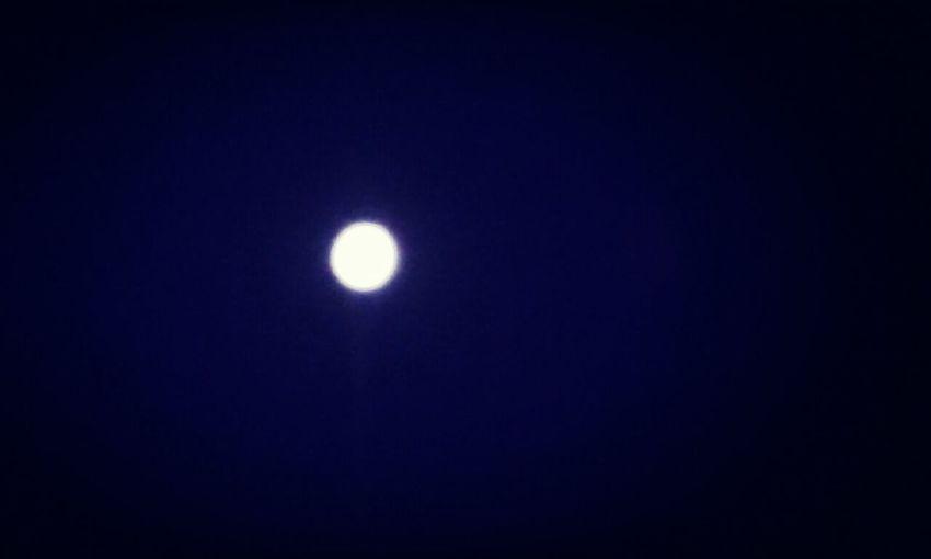 Gecenin karanlığında yol gösterici...