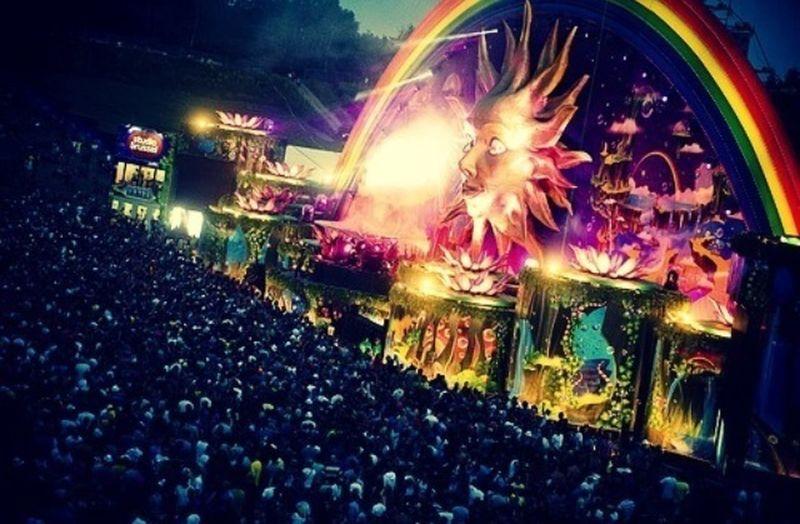 Tomorrowland Tomorrowland 2013