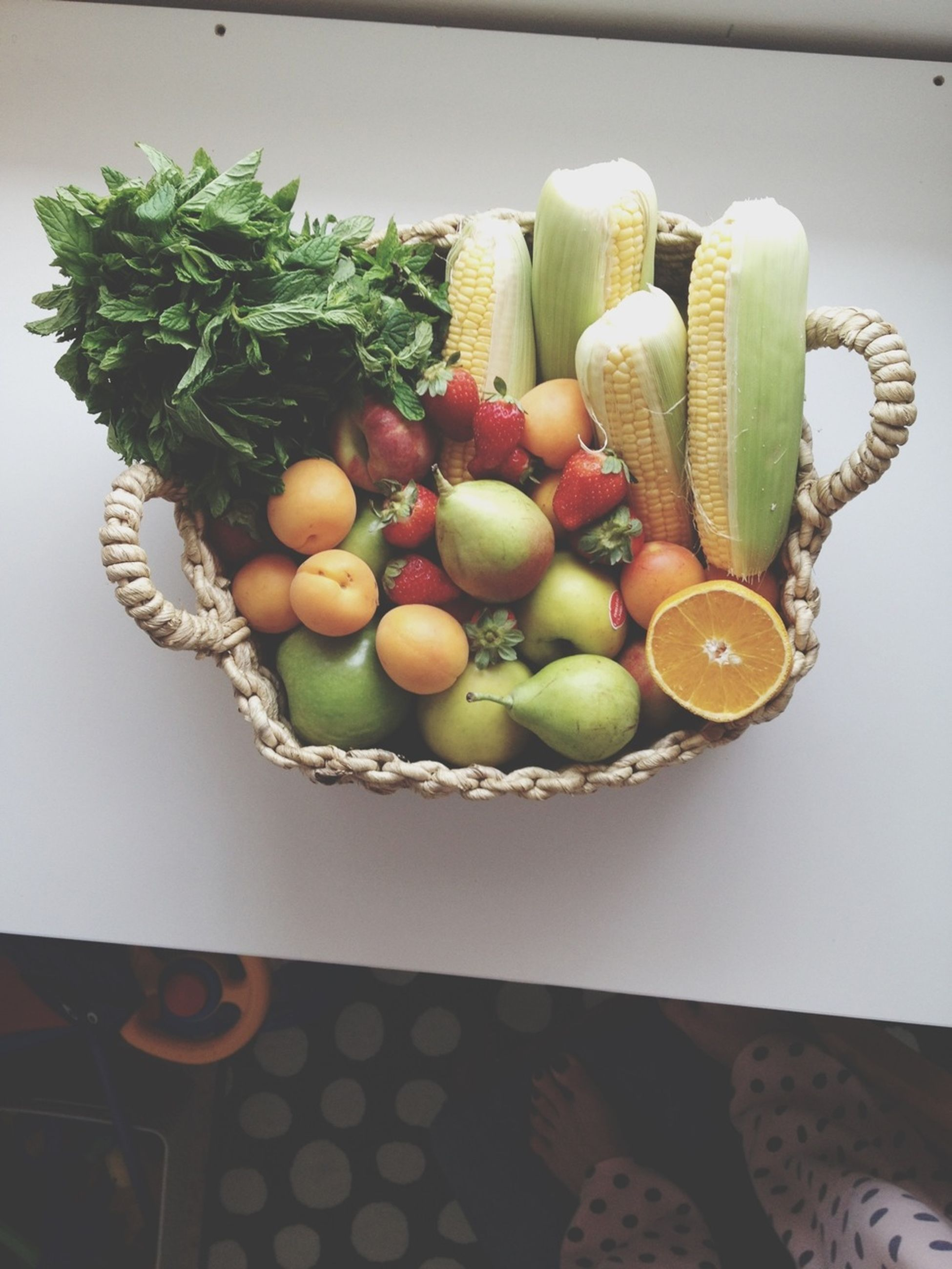 food and drink, food, indoors, still life, fruit, table, healthy eating, freshness, high angle view, variation, bowl, grape, plate, close-up, large group of objects, directly above, no people, group of objects, basket, ripe