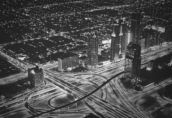 Blackandwhite Nightphotography Cityscapes Amazing View