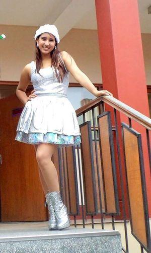 Beauty Sweet Show Peruvian Girl