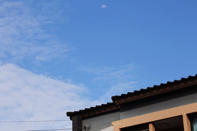 The Blue Sky in