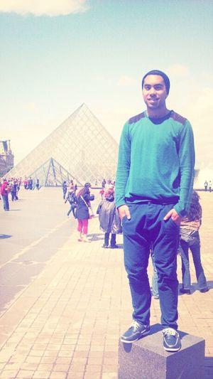 Paris Museum Lourve