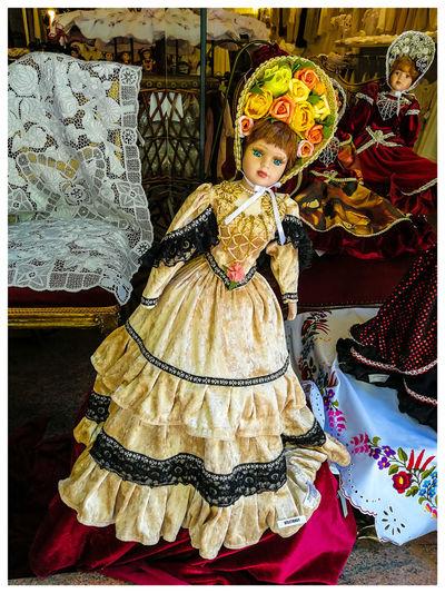 Hungary, Traditional handicrafts. Tredition Hendmade Hungary Doll