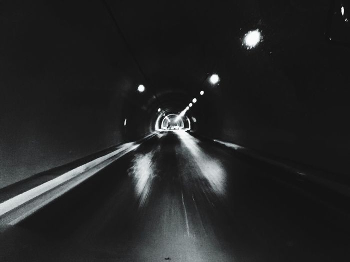Road  Tunnel Tube Tube Tunnel Vision Tunnels Light At The End Of The Tunnel Nightphotography Night Light Light And Shadow Car Back to yaan