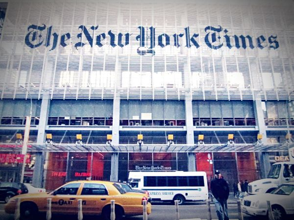 The Best Of New York The New York Times Hello World Walk Around New York City