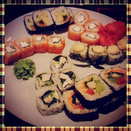 ? ? ? ? ? Rolls Emsamnt Emsam  тагильскийинстаграм instafood food eat instacollage nice love beautiful followme spring March mrr