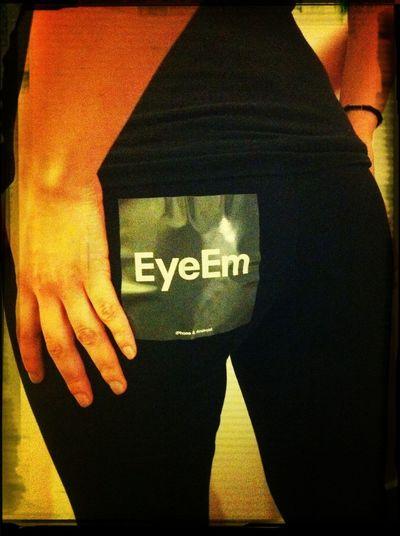 Having Fun With EyeEm Stickers!