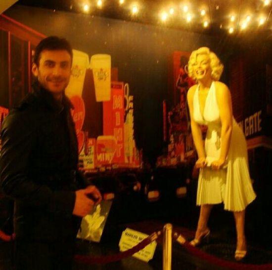 Amsterdam Sexmusem Marilynmonroe Marilyn Monroe Hello World Enjoying Life Relaxing That's Me Legend