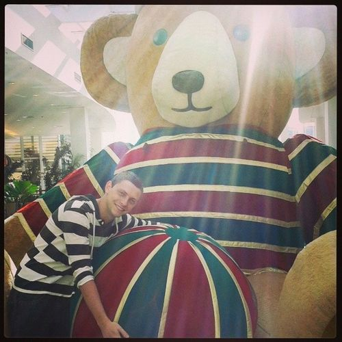 The Ultimate Bear from Deadly Uprising of Xmas. Shoppingmooca Natal Xmas