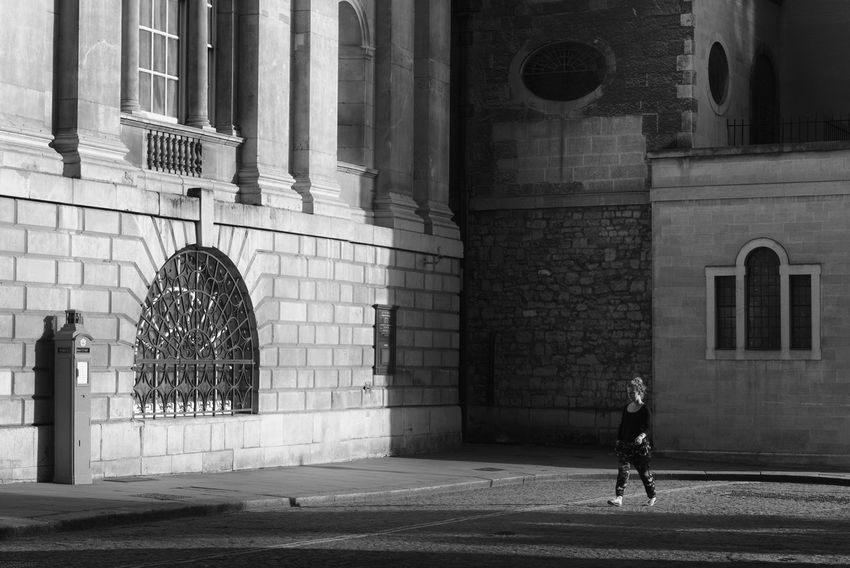 Urban Geometry Architecture Black And White Building Exterior Built Structure Bw City Day EyeEm Best Shots EyeEm Best Shots - Black + White EyeEm Masterclass EyeEm New Here Full Length Light And Shadow London One Person Outdoors Real People Street Photography The City Light Unrecognizable Person Urban Geometry Window Young Woman Art Is Everywhere The Street Photographer The Street Photographer - 2017 EyeEm Awards EyeEm LOST IN London Your Ticket To Europe Lost In The Landscape Postcode Postcards Black And White Friday Stories From The City