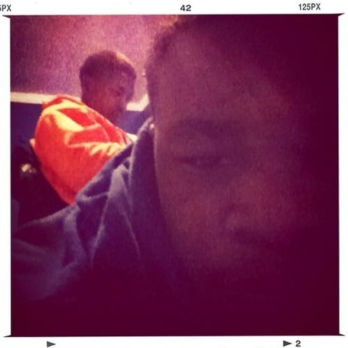 Me and mack