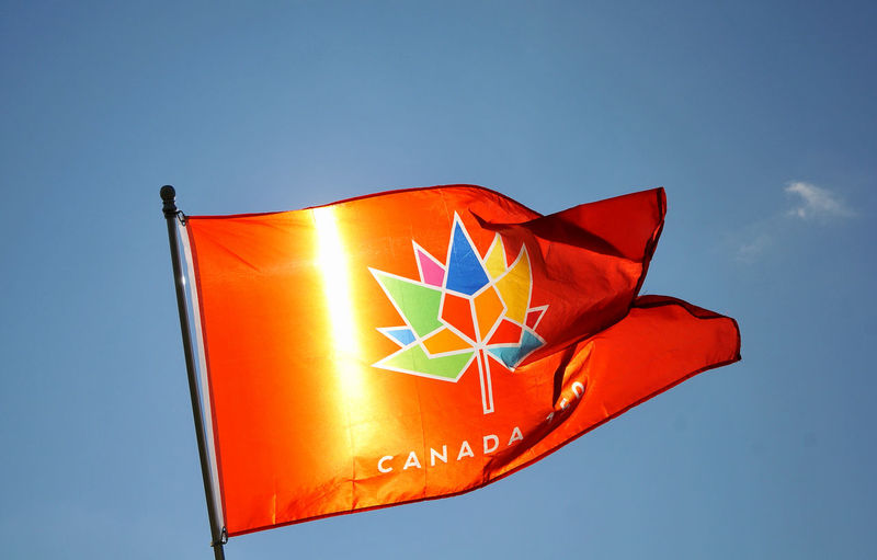 Canada Canada 150 Canada 150 Flag Canada150 Canadian Flag Flag Flag In The Sky Flag In The Wind