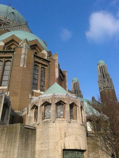 Koekelberg Basilica Historical Monuments Taking Photos Of Monuments Brussels