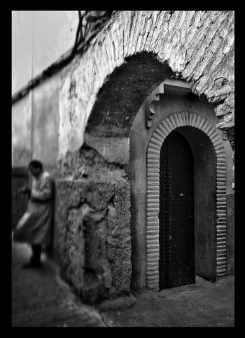 Streetphotography Blackandwhite Medina Paseos Por Marrakech