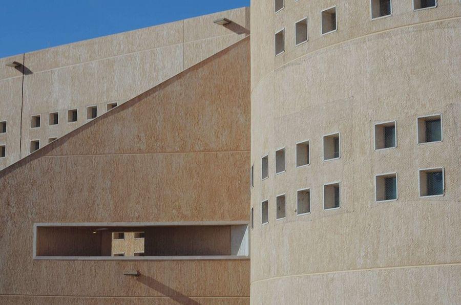 Architecture Mexico April Showcase Urban Geometry Windows Blue Sky The Architect - 2016 EyeEm Awards