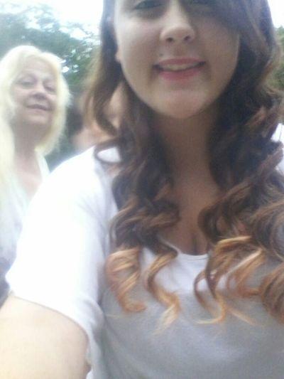 blurry. but my hair>>