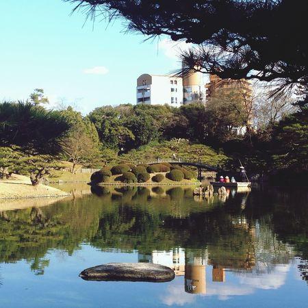 """栗林公園 Japanese Garden Introducing Culture Of Japan Which Must Be Left To The Future…… """"未来に残す日本の文化"""""""