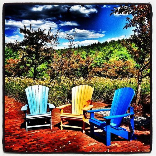 Welcome to Vermont. Take a Seat. #vt Vermont_scenery 802 IPhoneography Vermontbyvermonters Landscape Vt_scene Welcome Vermont_scene Tourism Adirondack Chairs Igvermont Iphoneonly Igvt Vermont Thisisvt Instamood Guilford Instagood Vermont_tourism Instagramhub Greenmountain Webstagram Gmy Vt Vt_scenery